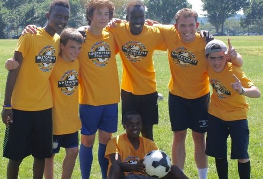 World Refugee Day Tournament Winners