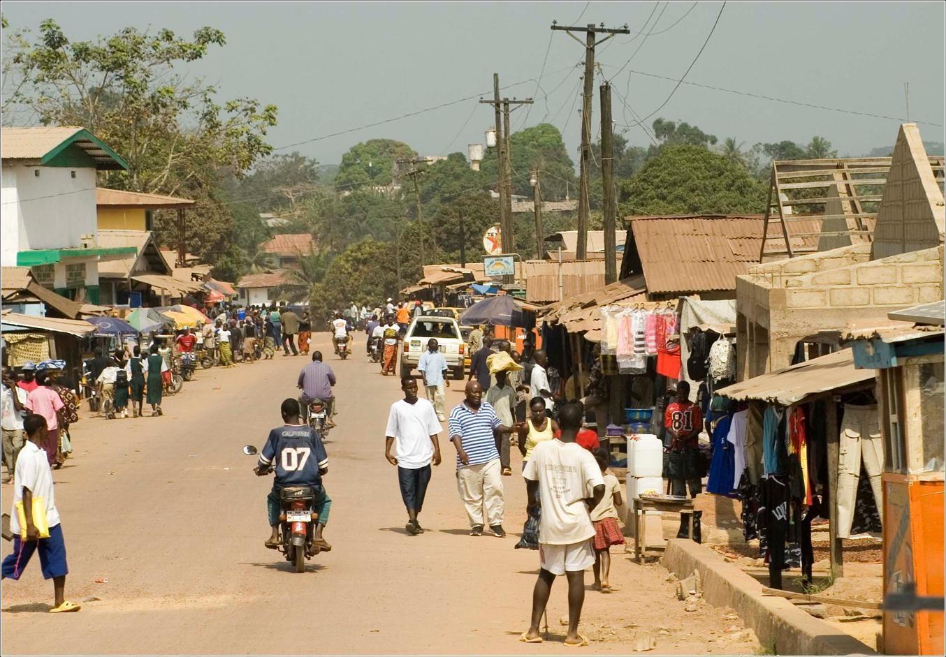 liberian people meet